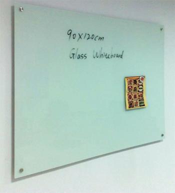 magnetic glass whiteboard officeinteriors. Black Bedroom Furniture Sets. Home Design Ideas